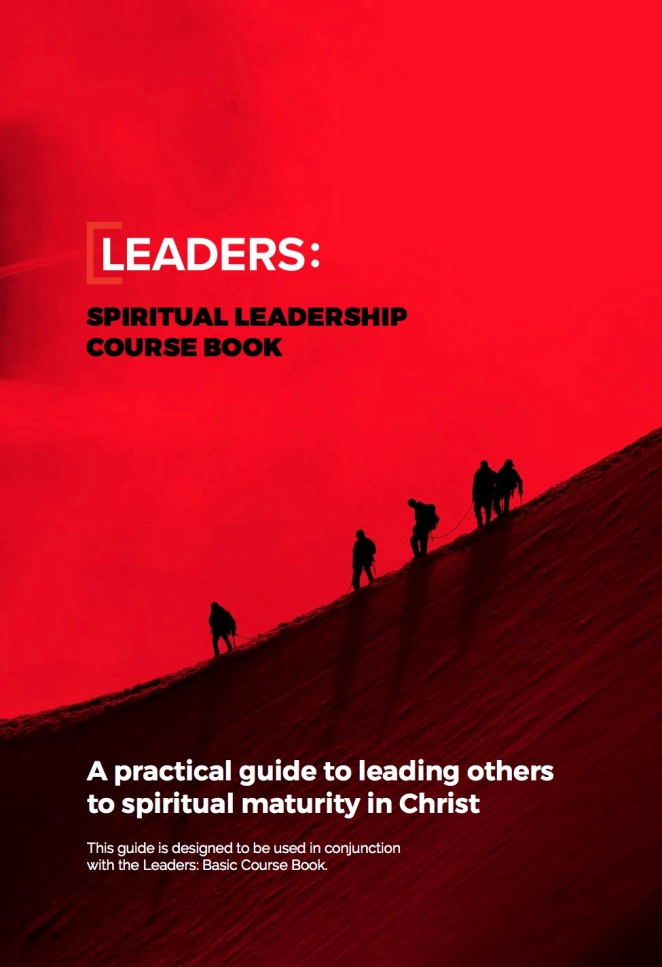 Cover_Leaders_Spiritual_Leadership_CourseBook